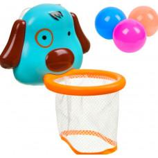 Игрушка для купания Баскетбол Bondibon